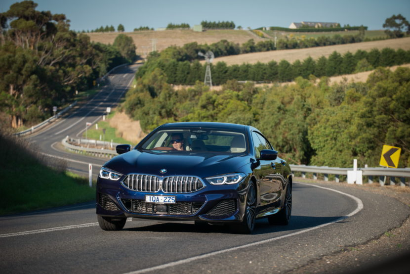 The All New BMW 840i AU Model 3 830x554