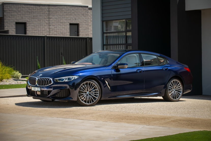 The All New BMW 840i AU Model 8 830x553