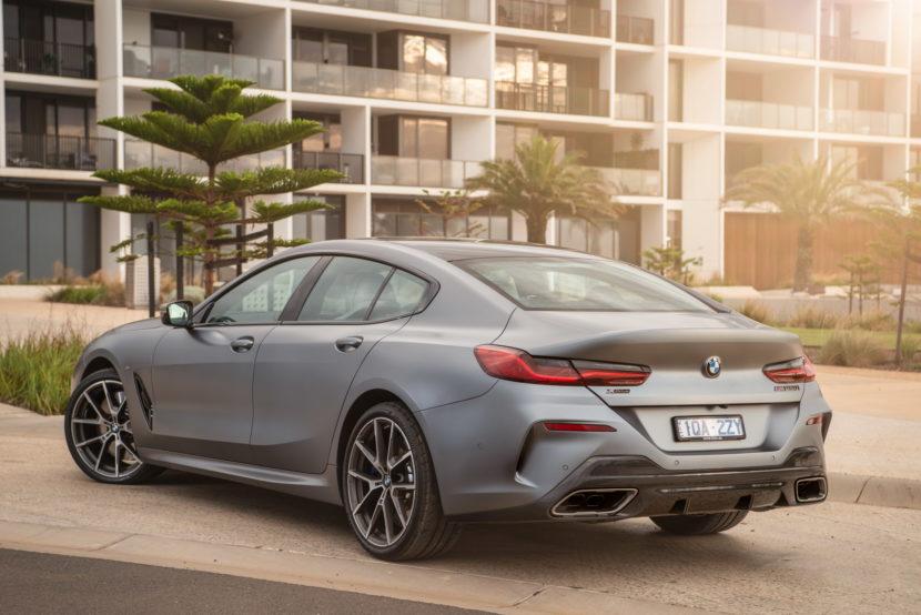 The All New BMW M850i xDrive AU Model 18 830x554