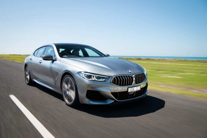 The All New BMW M850i xDrive AU Model 23 830x553