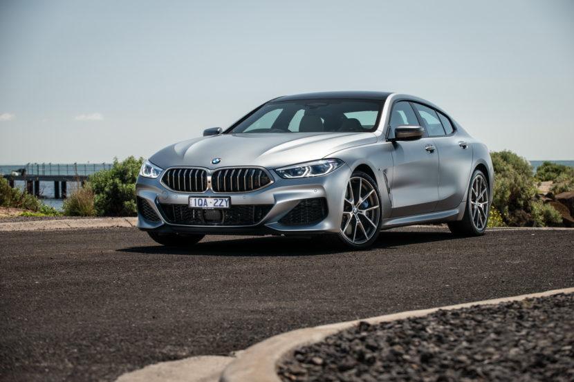 The All New BMW M850i xDrive AU Model 8 830x553