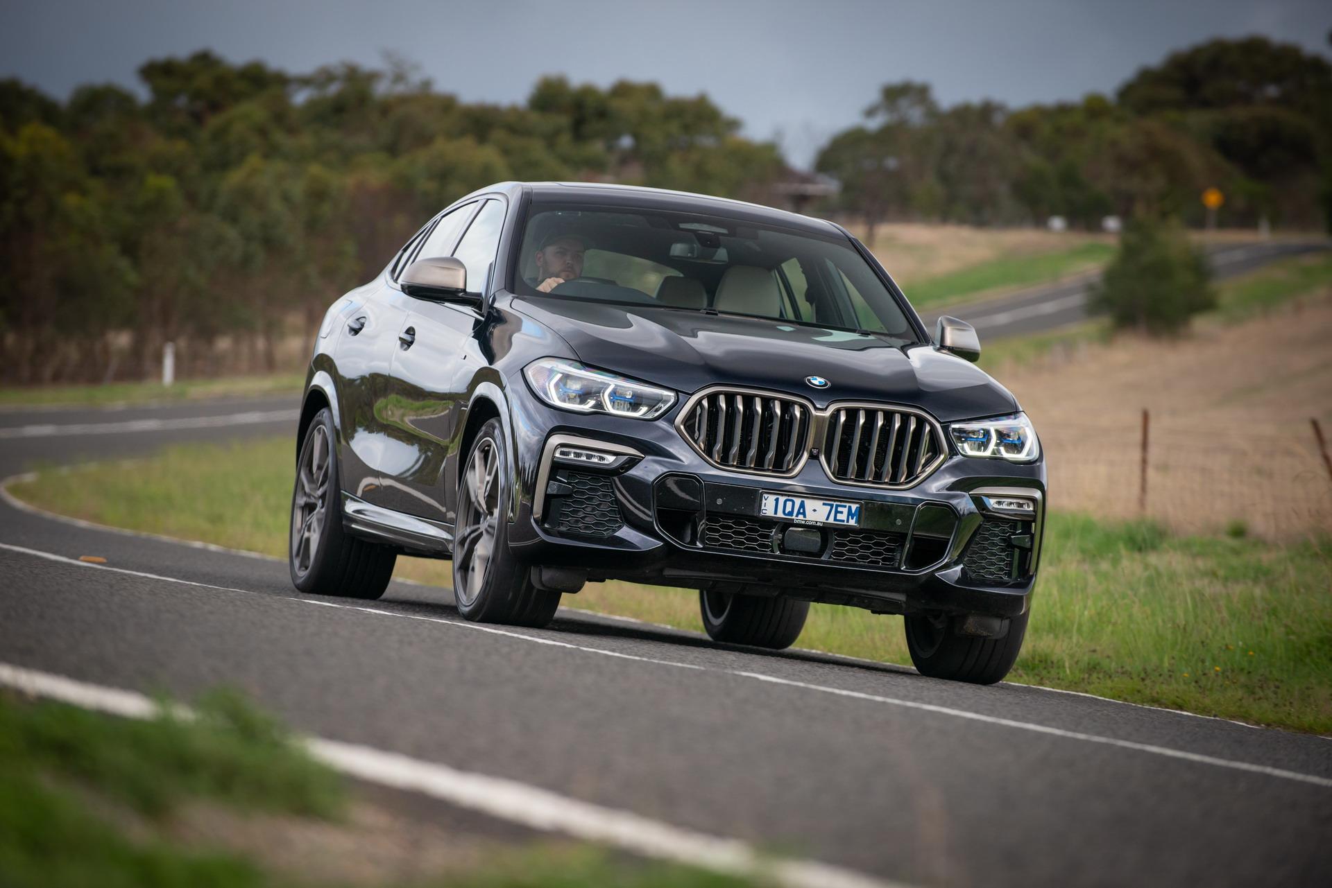 The All New BMW X6 M50i AU Model 1