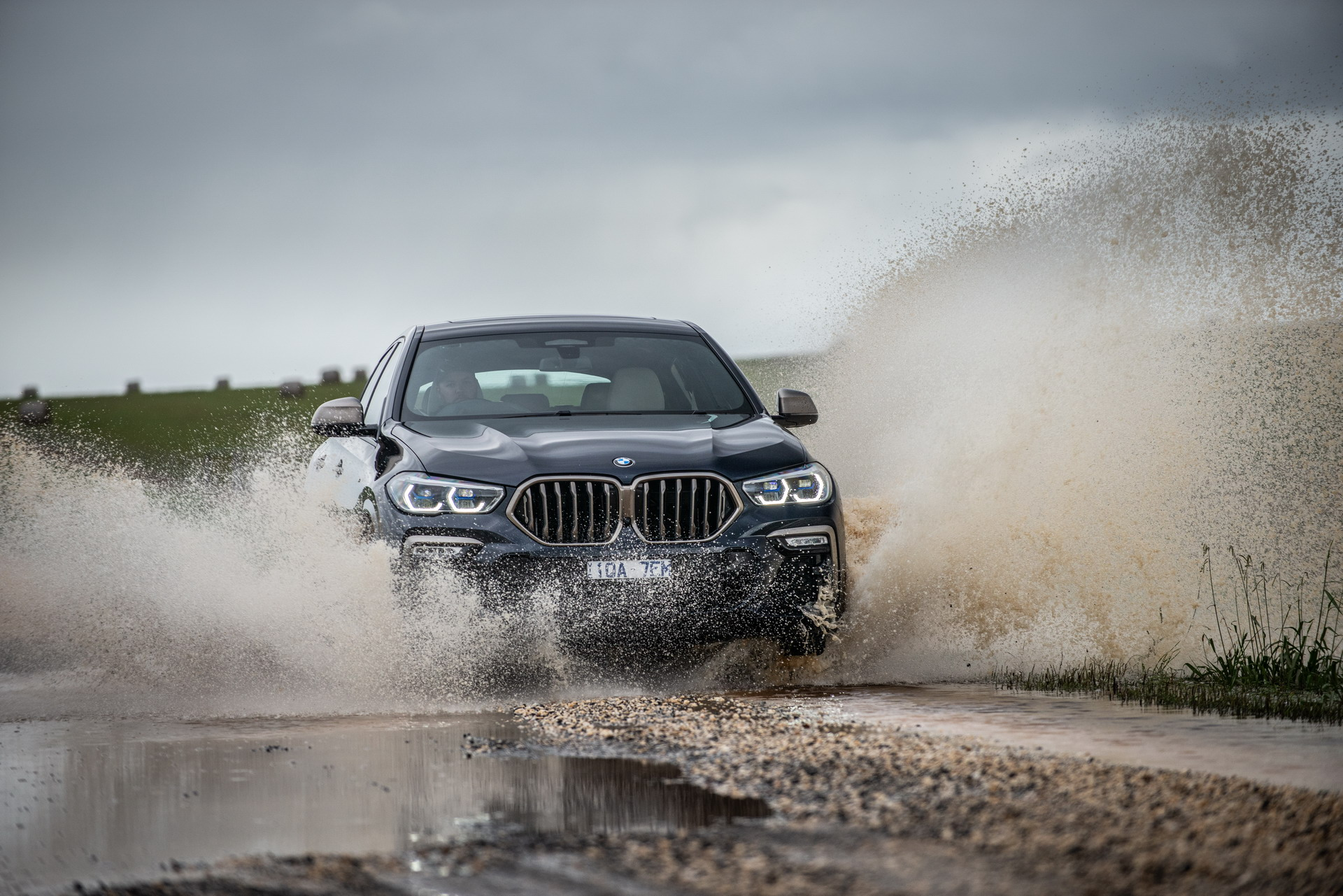 The All New BMW X6 M50i AU Model 4