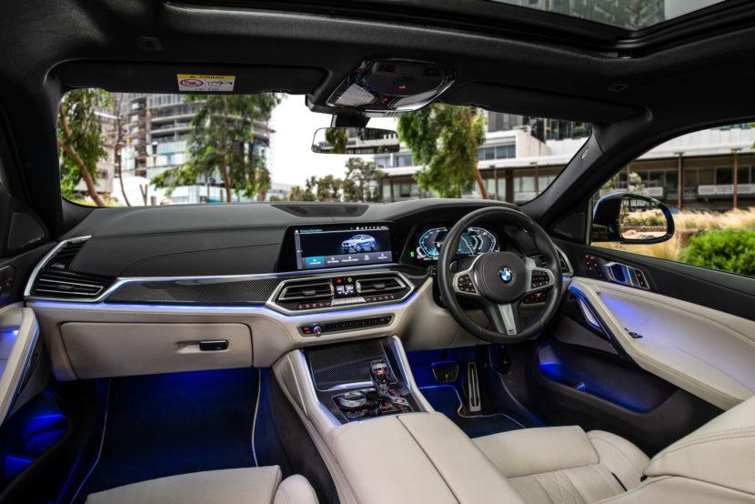 The All New BMW X6 xDrive30d AU Model 12 830x554