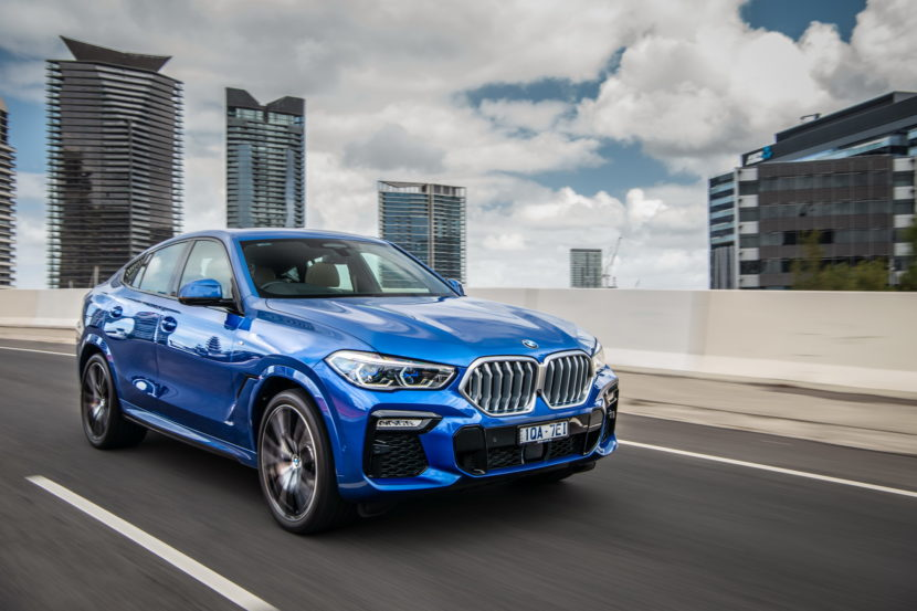 The All New BMW X6 xDrive30d AU Model 20 830x553