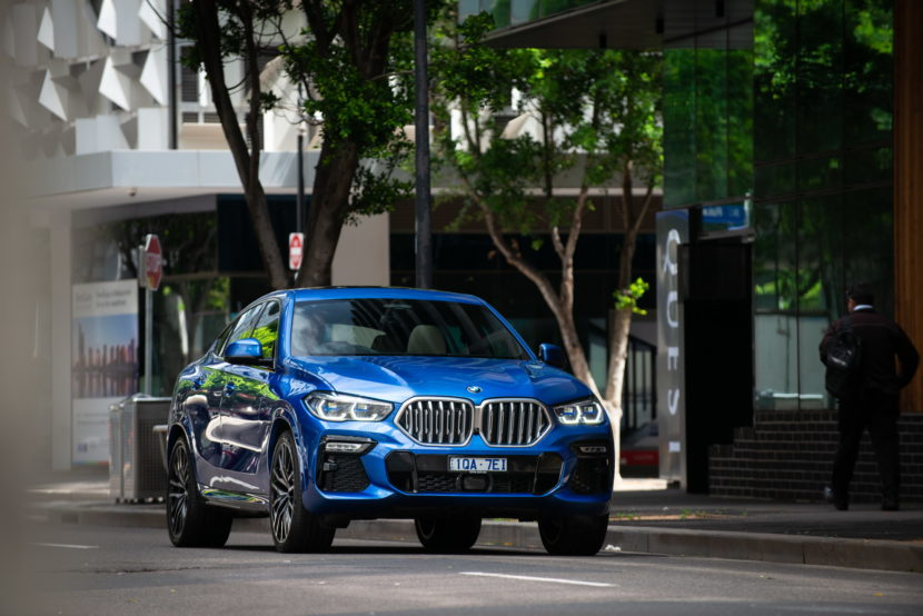 The All New BMW X6 xDrive30d AU Model 5 830x554