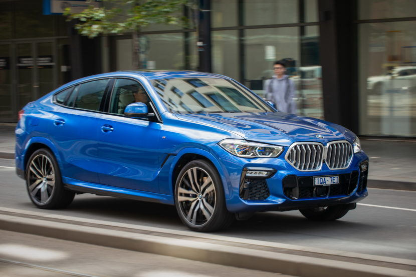 The All New BMW X6 xDrive30d AU Model 6 830x553