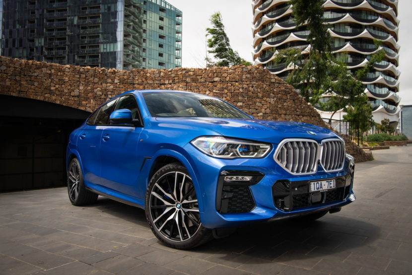 The All New BMW X6 xDrive30d AU Model 9 830x554