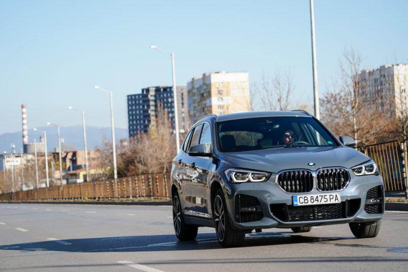 The new BMW X1 xDrive25d Bulgarian launch 15 830x553