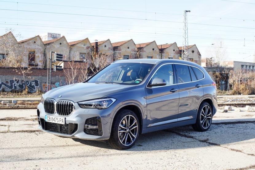 The new BMW X1 xDrive25d Bulgarian launch 20 830x553