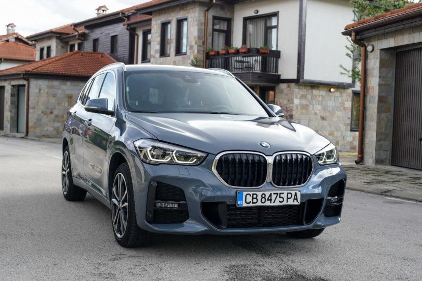 The new BMW X1 xDrive25d Bulgarian launch 54 830x553
