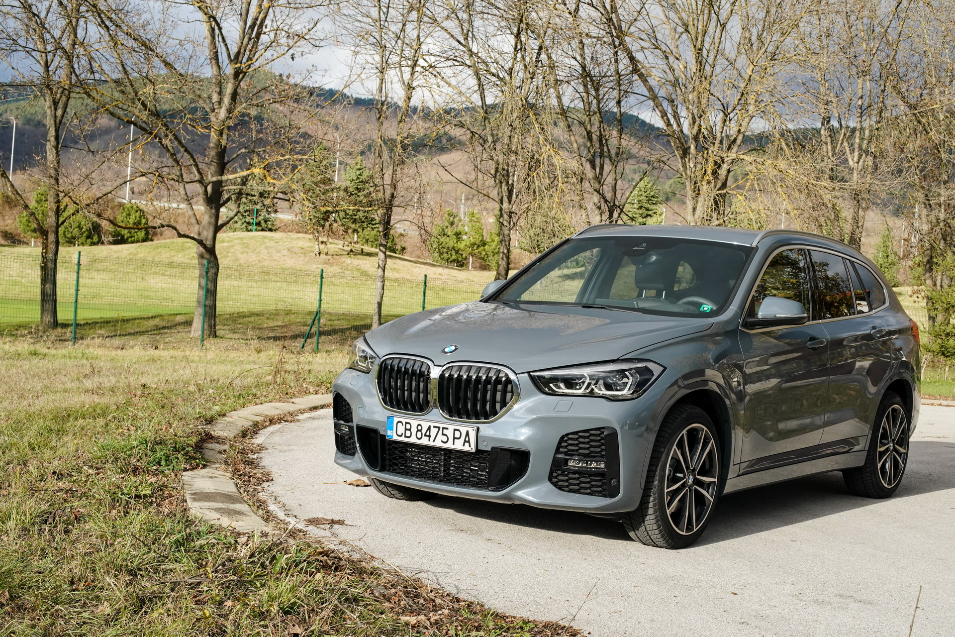 The new BMW X1 xDrive25d Bulgarian launch 70