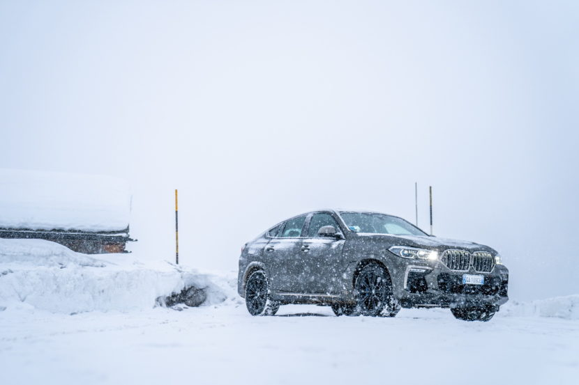 The new BMW X6 G06 Italy 31 830x553