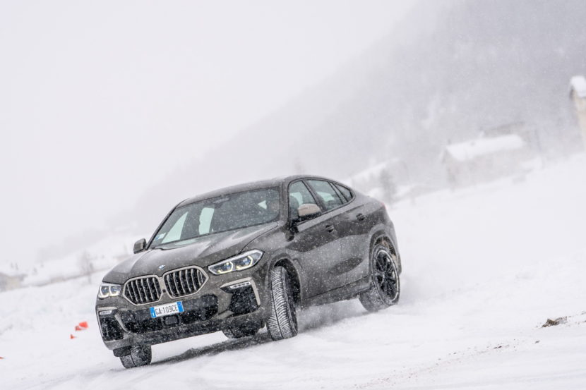 The new BMW X6 G06 Italy 9 830x553