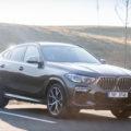 The new BMW X6 M50i Czech Republic launch 26 120x120