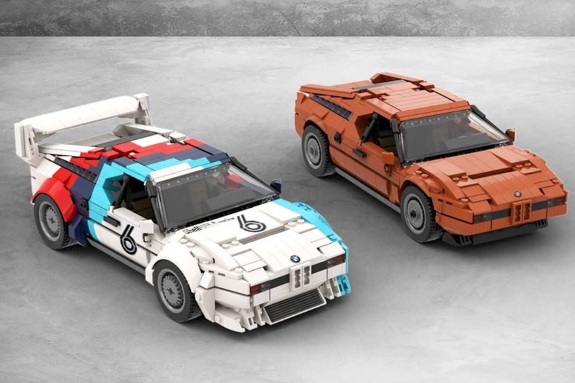 lego ideas bmw m1 by tomoell2 830x553