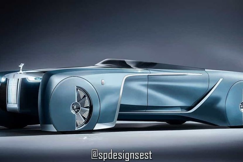 rolls royce 103ex vision 100 looks amazing as a roadster 1 830x553
