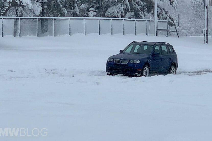 2007 BMW X3 3.0si E83 10 830x553