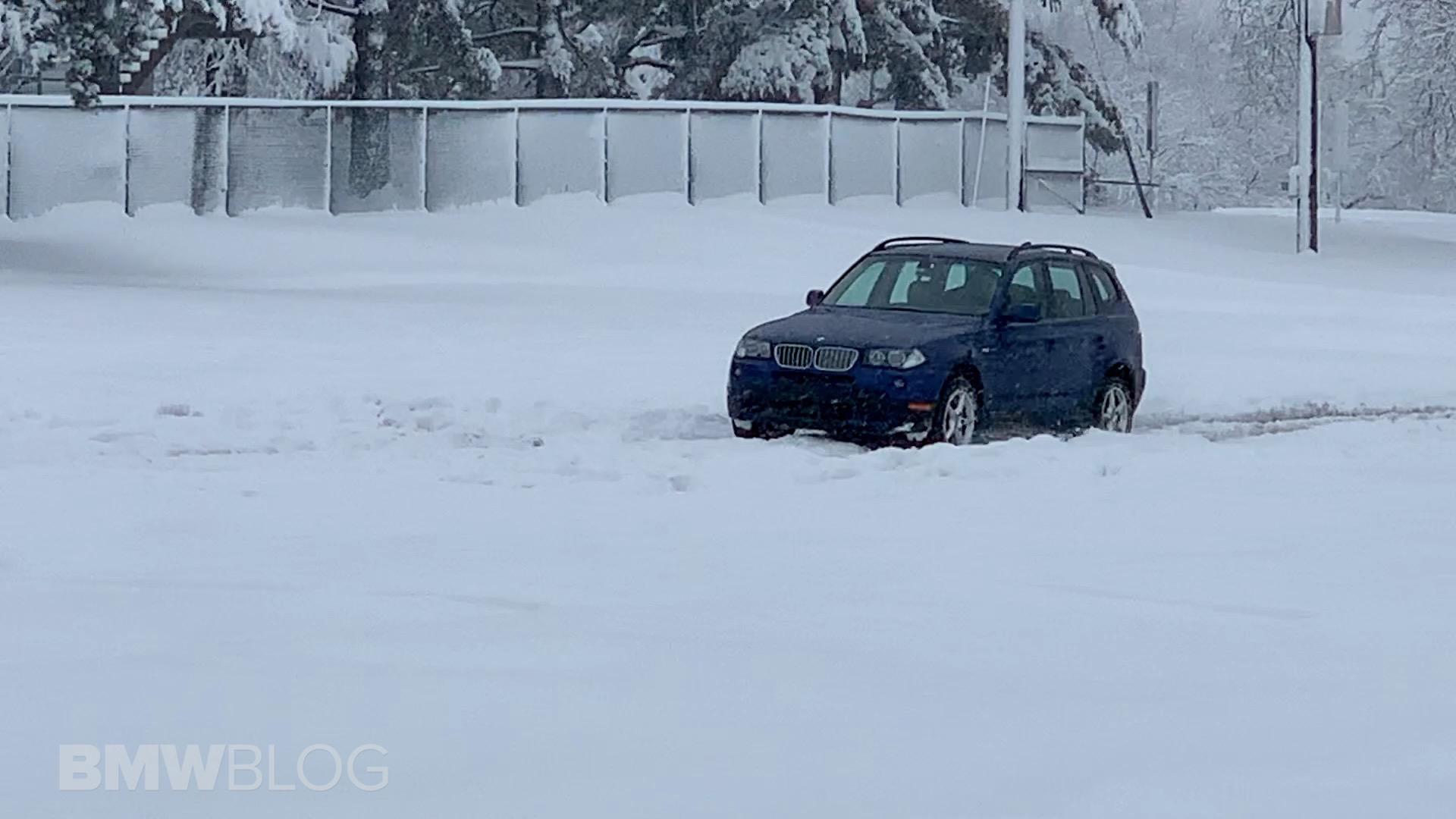 2007 BMW X3 3.0si E83 10