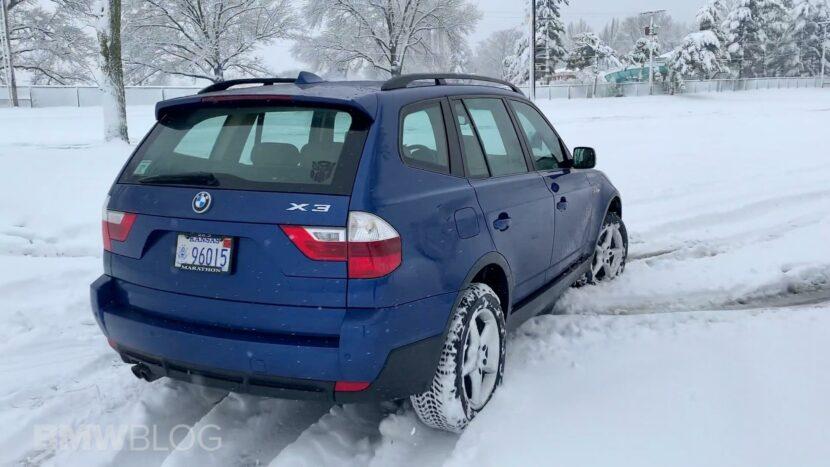 2007 BMW X3 3.0si E83 11 830x467