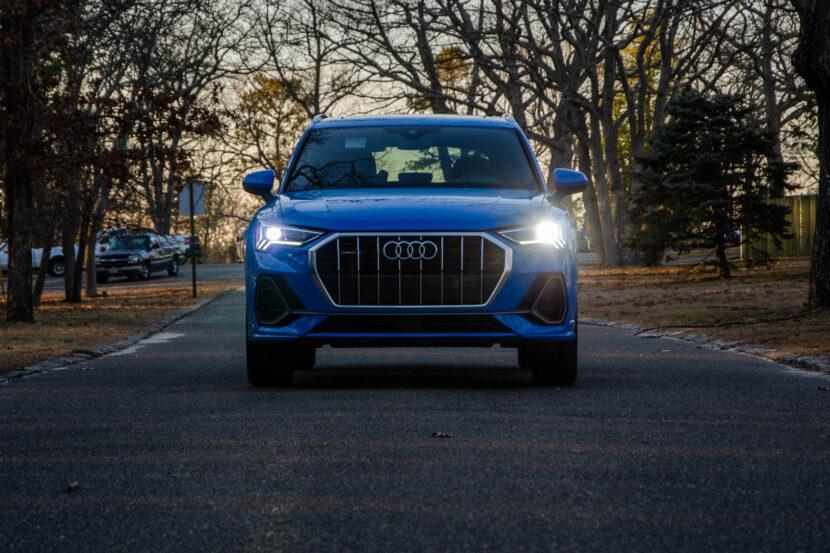 TEST DRIVE: 2020 Audi Q3 2.0T Quattro -- Good but not Great