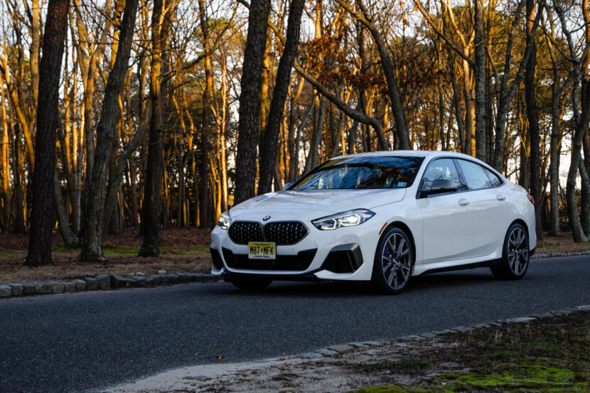 2020 BMW M235i Gran Coupe Test Drive 3 830x553
