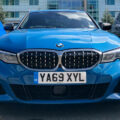 2020 BMW M340d G20 Laguna Seca Blau Individual 02 120x120