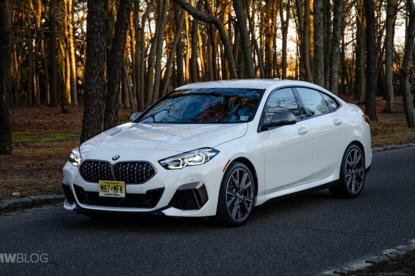 2020 bmw m235i xdrive test drive 03 830x553
