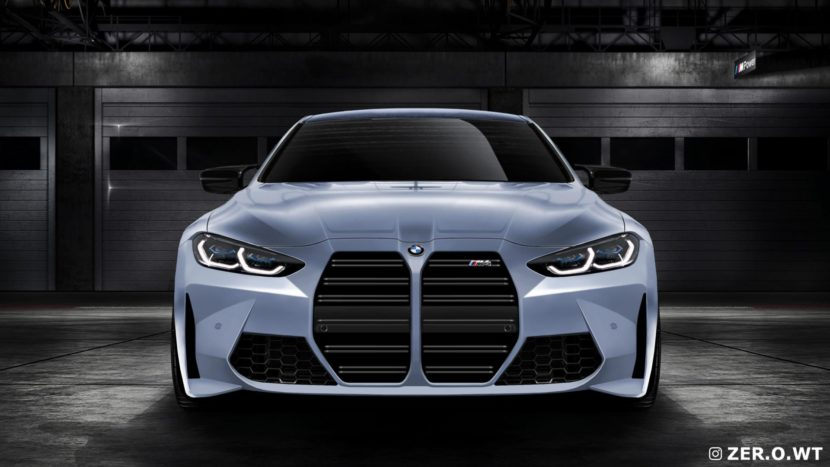 2021 BMW M4 G82 photoshopt front 830x467