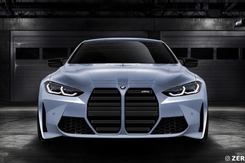 2021 BMW M4 G82 photoshopt front 830x553