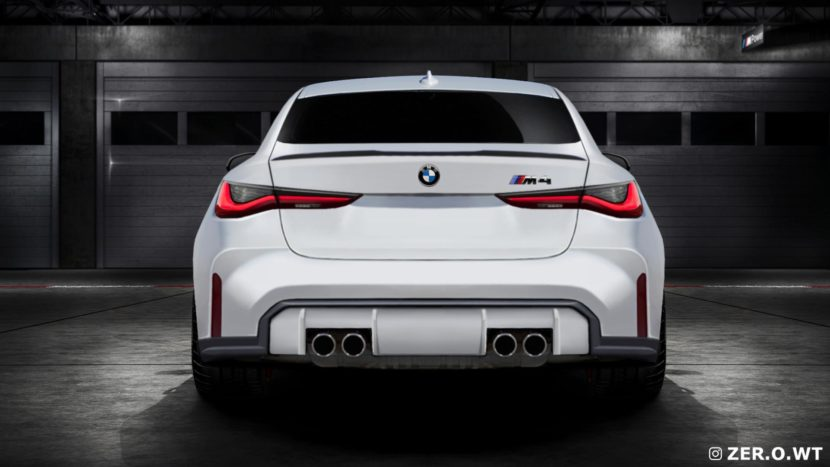 2021 BMW MF G82 photoshopt rear 01 830x467