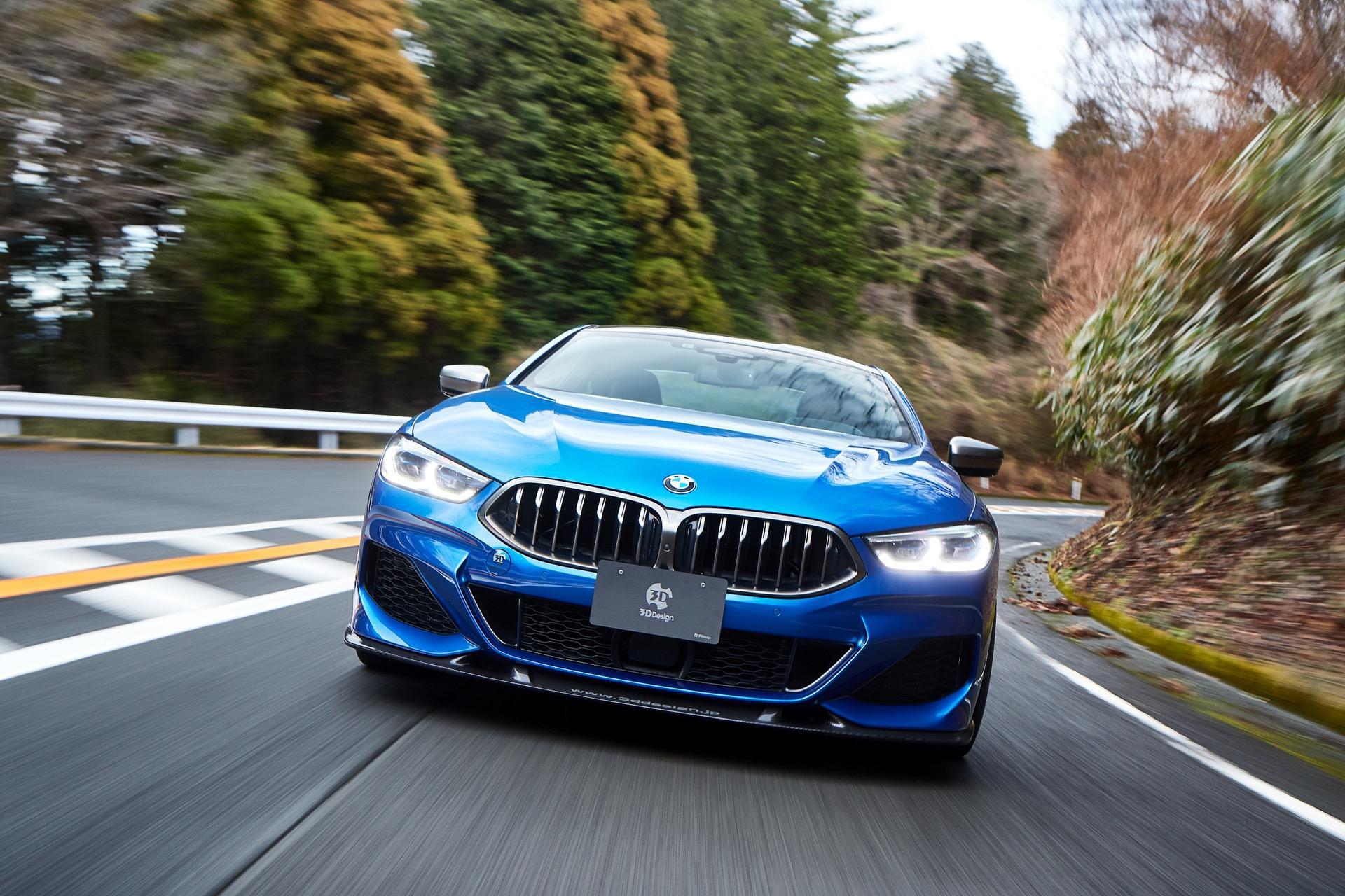 3D Design BMW 8 Series 21