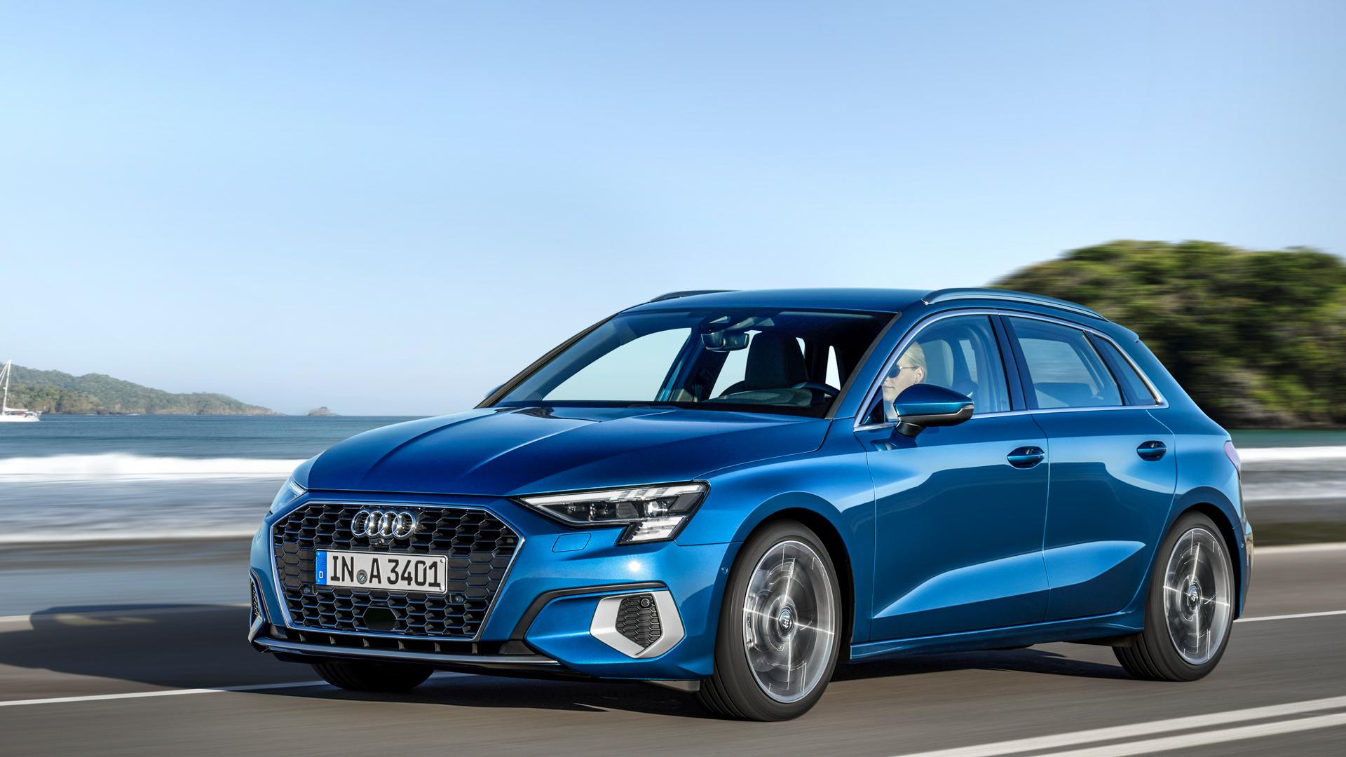 Audi A3 Sportback vs BMW 1 Series 9