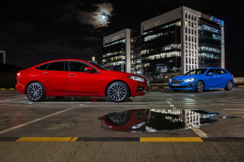 BMW 2 Series Gran Coupe Night Drive 1 830x553