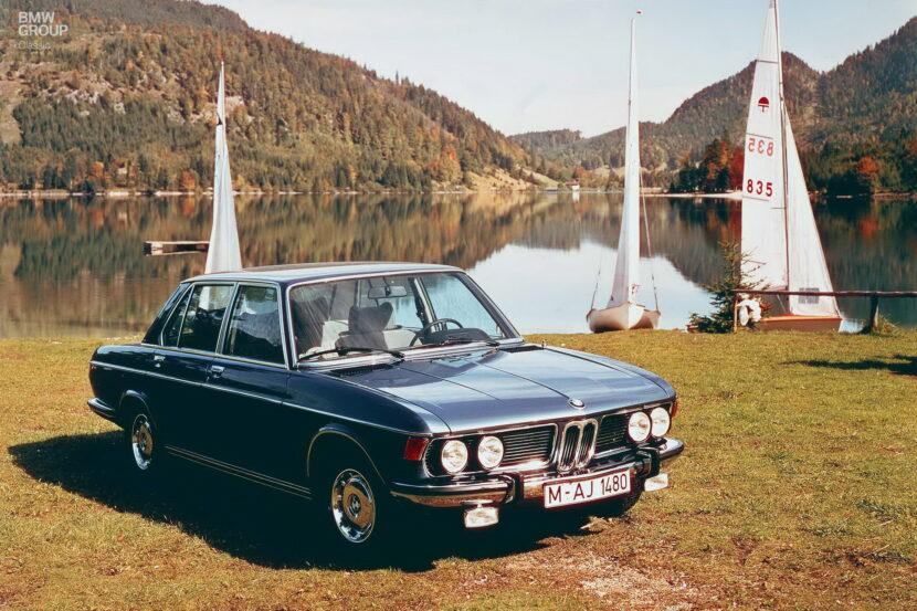 BMW 2500 E3 2 830x553