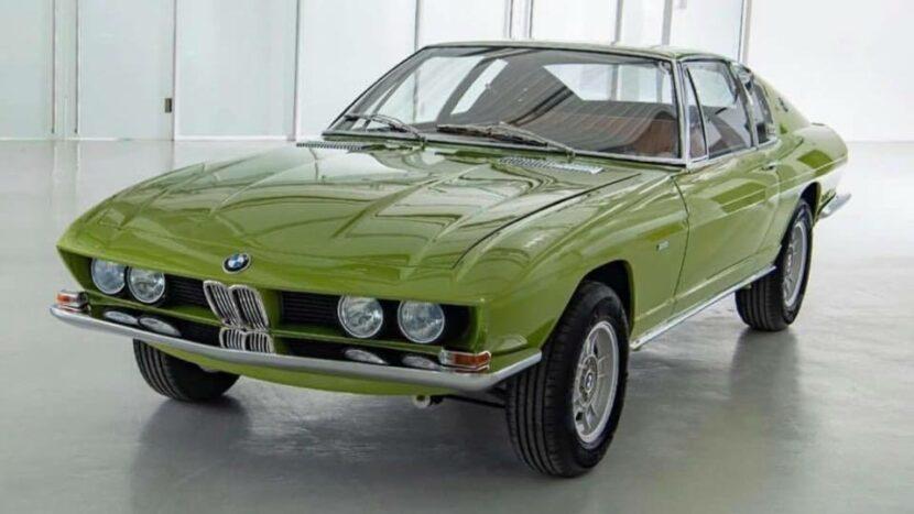BMW 2800 GTS 1 1 830x467