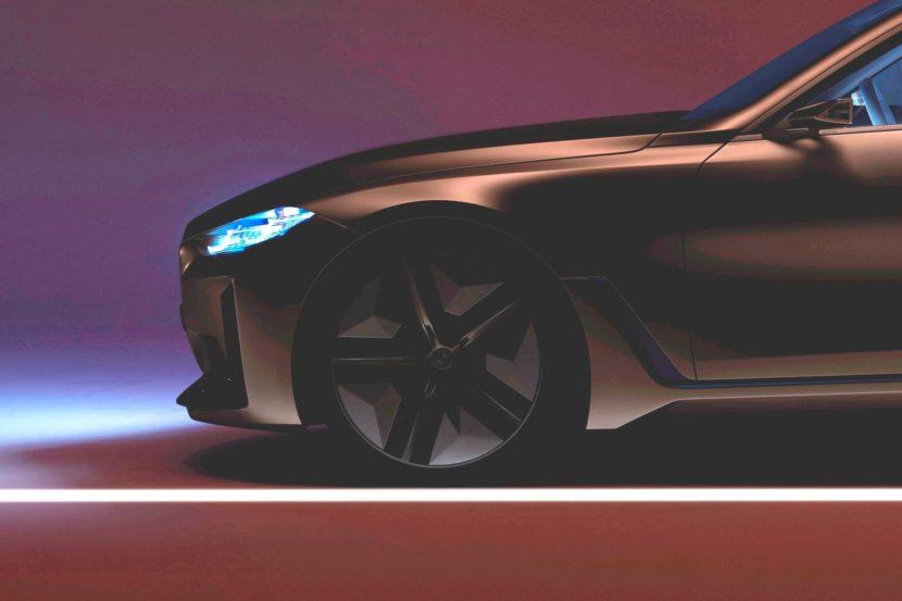 BMW Concept i4 Teaser 4 830x553