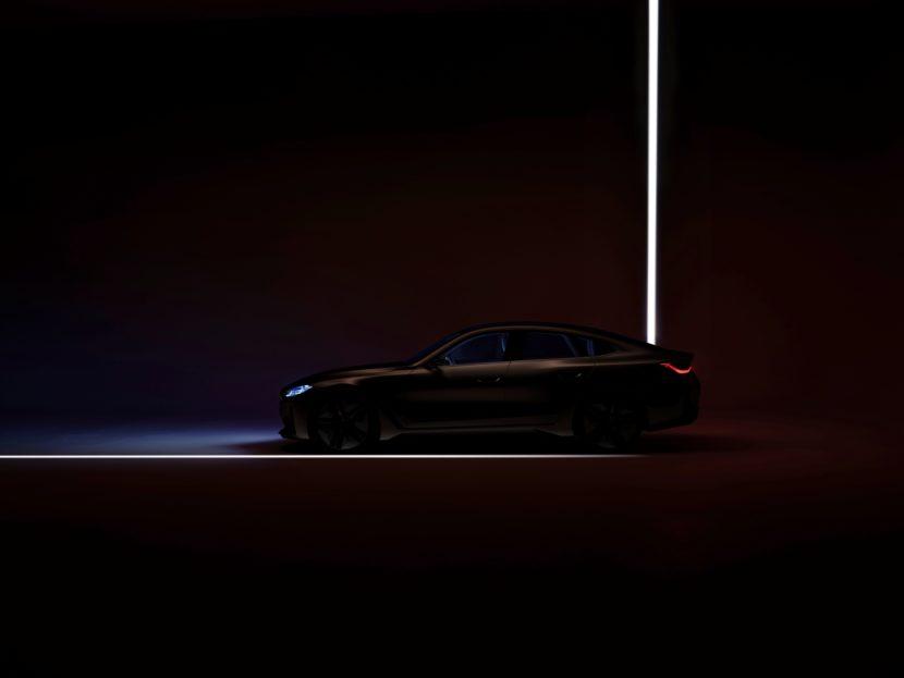 BMW Concept i4 Teaser 830x623