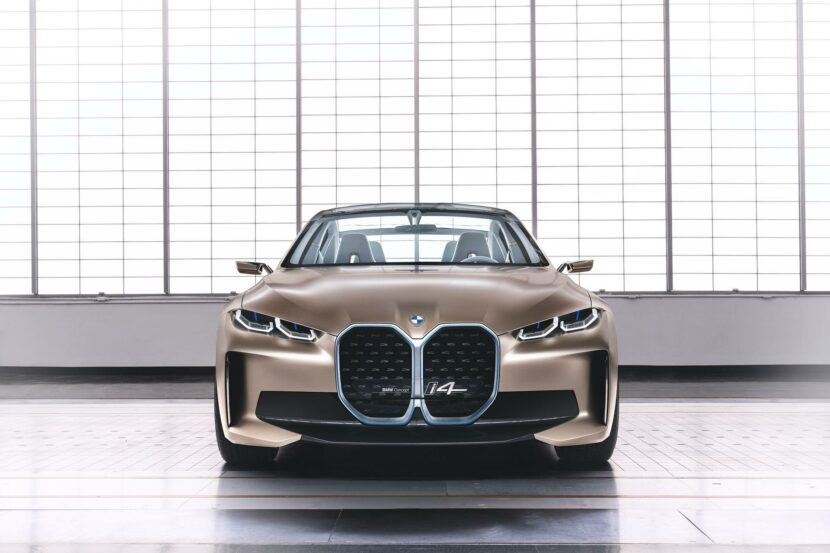 BMW Concept i4 copper color 00 830x553