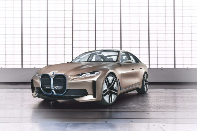 BMW Concept i4 copper color 01 830x553