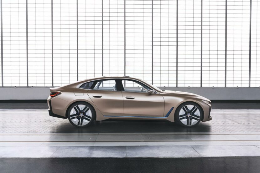 BMW Concept i4 copper color 02 830x553