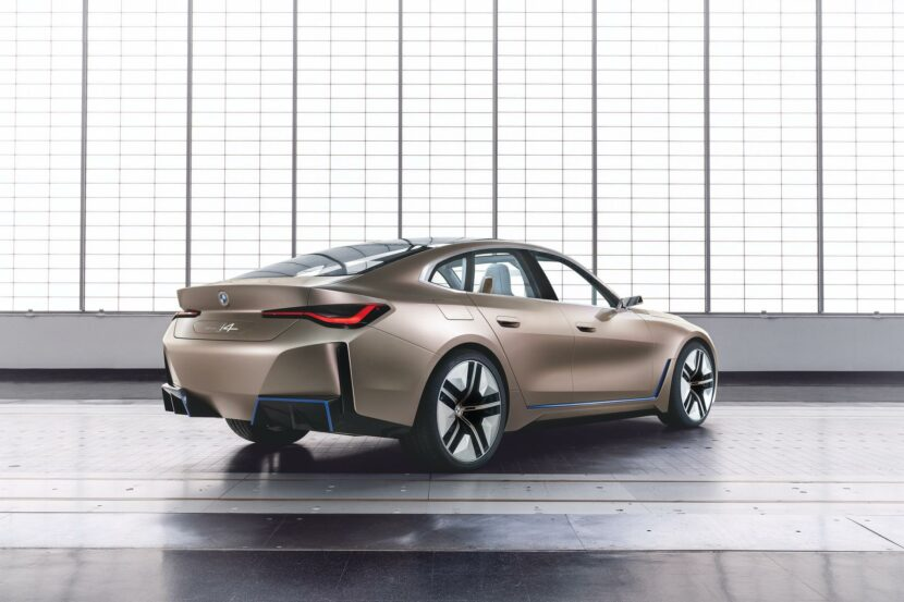 BMW Concept i4 copper color 03 1 830x553