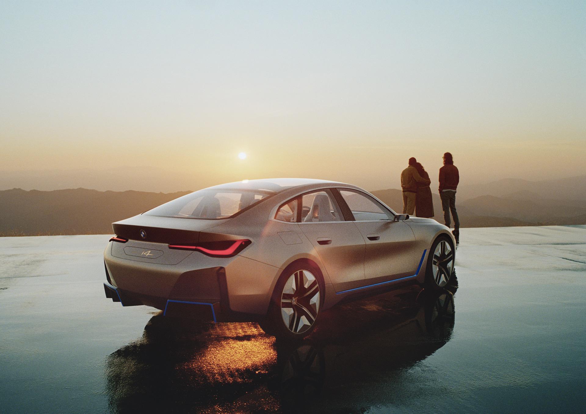BMW Concept i4 images 04