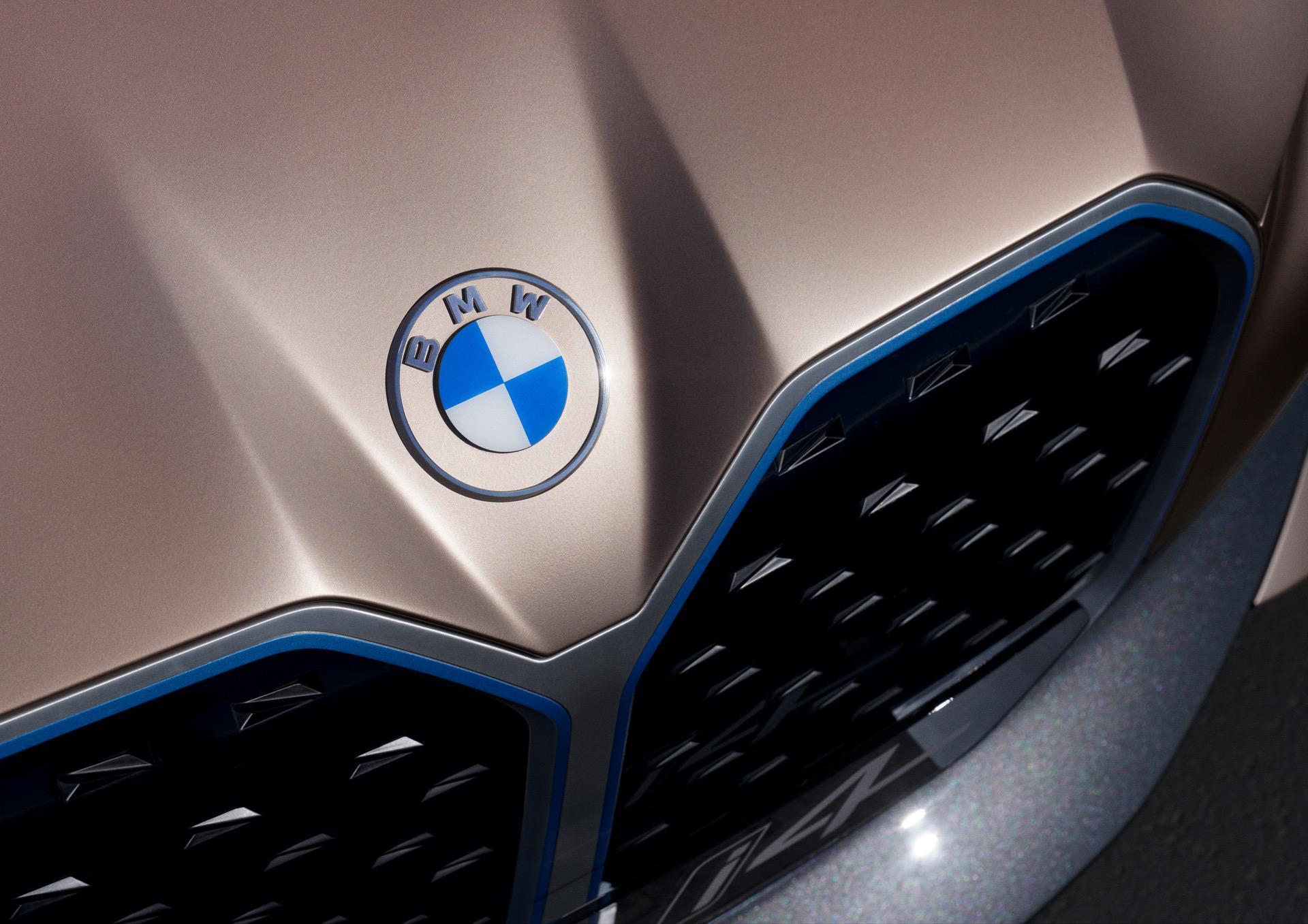 BMW Concept i4 images 11