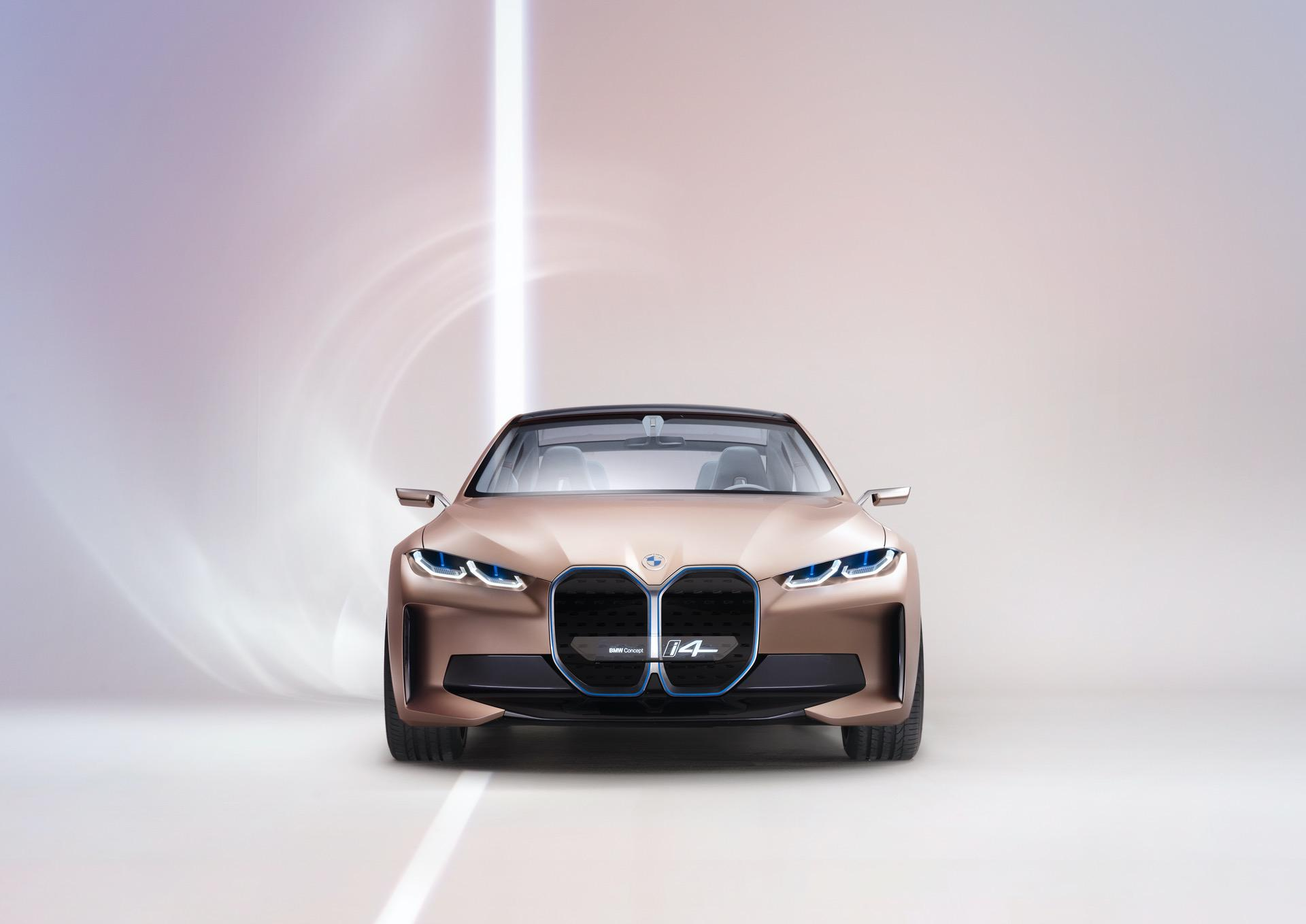 BMW Concept i4 images studio 00