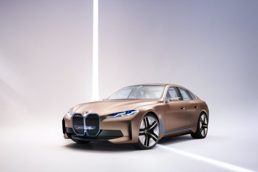 BMW Concept i4 images studio 01 830x553