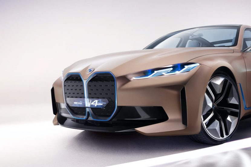 BMW Concept i4 images studio 06 830x553