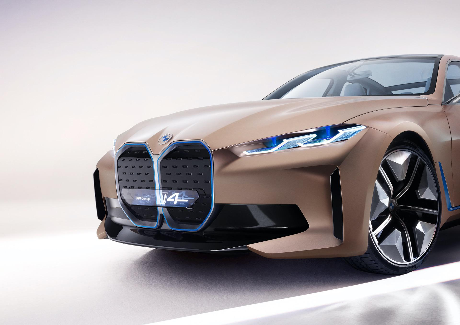 BMW Concept i4 images studio 06