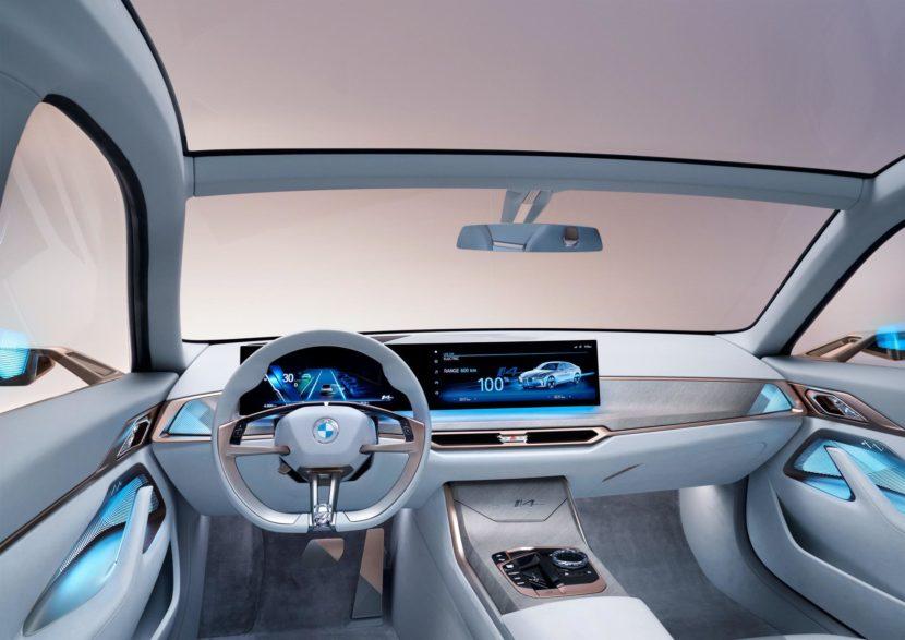 BMW Concept i4 images studio 10 830x587