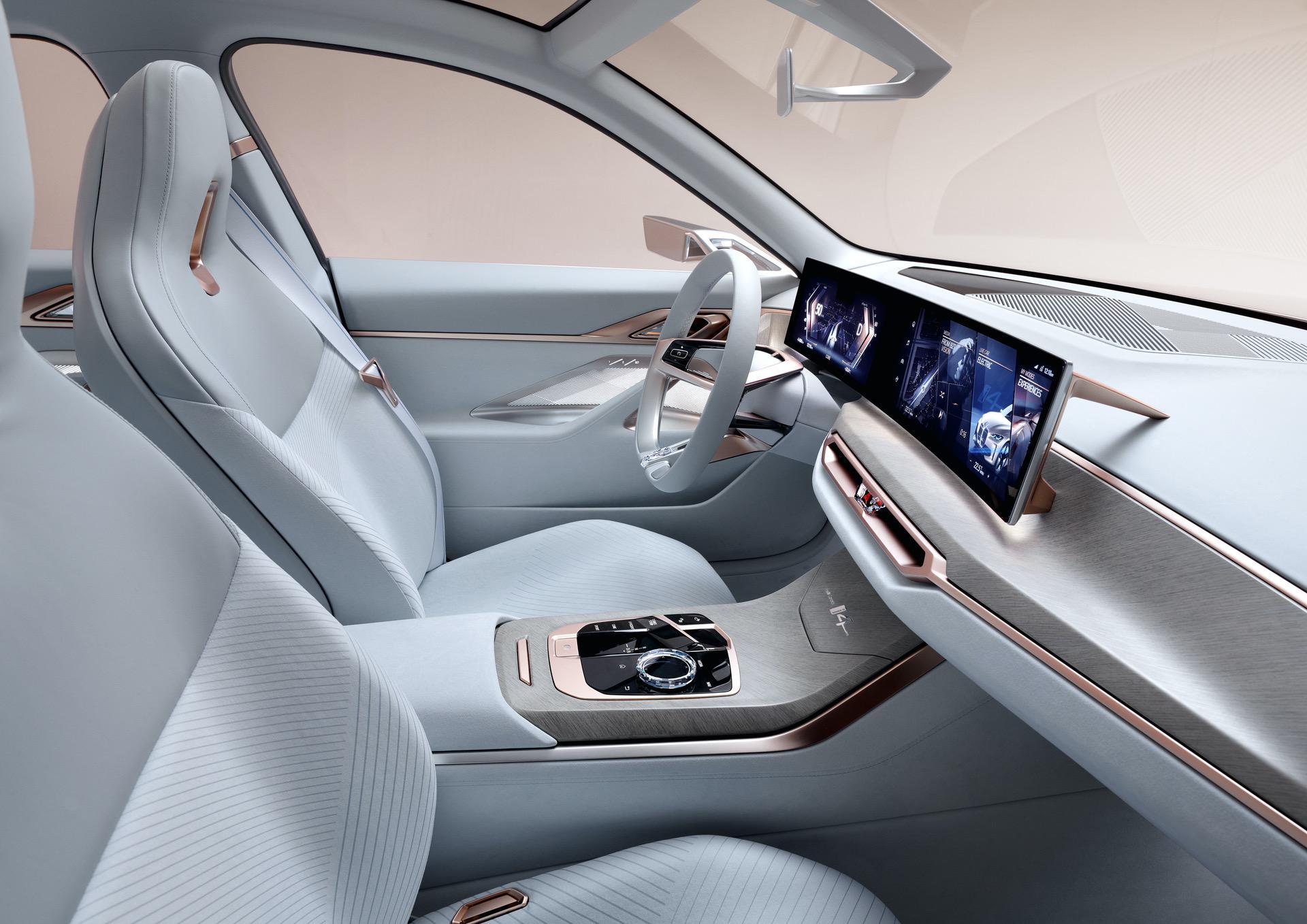 BMW Concept i4 images studio 11